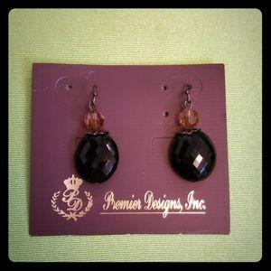 """Premier Designs """"Encore"""" earrings"""